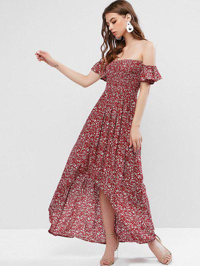 2a0a934cf Maxi Dresses | Long, Floral, Black & White Maxi Dress Online | ZAFUL