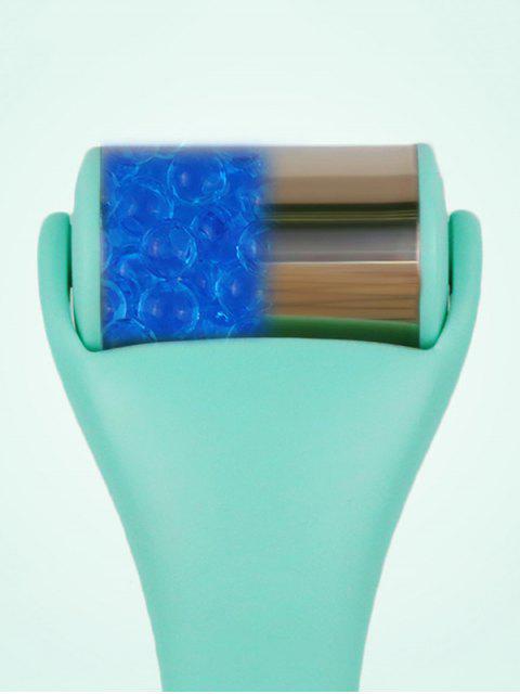Soins du Visage Massage Facial Beauté en Acier Inoxydable - Turquoise Moyenne   Mobile