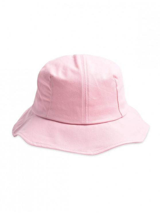 6968f449c Casual Beach Bucket Hat BEIGE BLACK CAMEL BROWN PINK YELLOW
