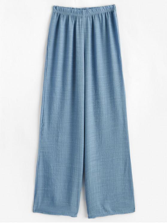 نصف سروال شاطئ شير - ازرق رمادي حجم واحد