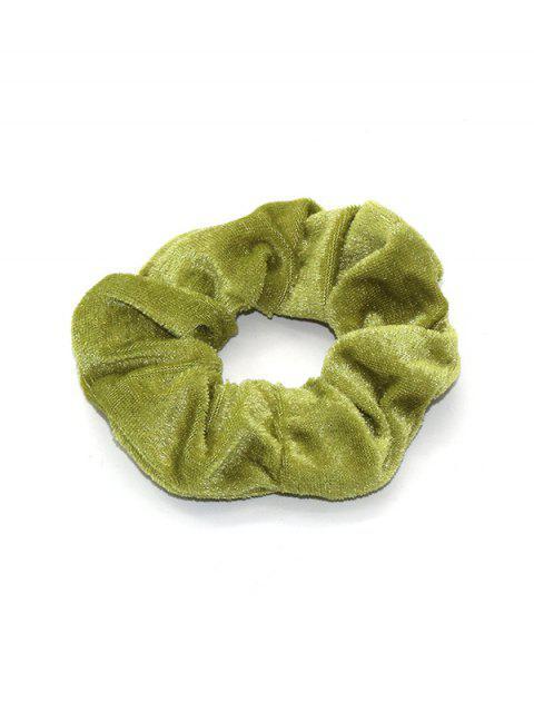 9шт Велюровые Резинки для волос - Многоцветный-Д  Mobile