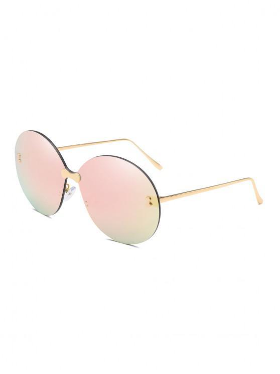 Metal No Frame Sunglasses - Rosa Suino