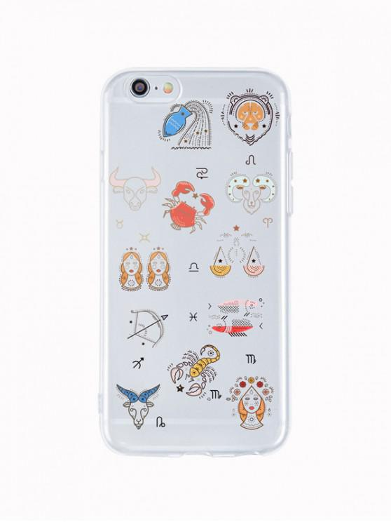 affordable Cartoon Phone Case For Iphone - MUSTARD X/XS