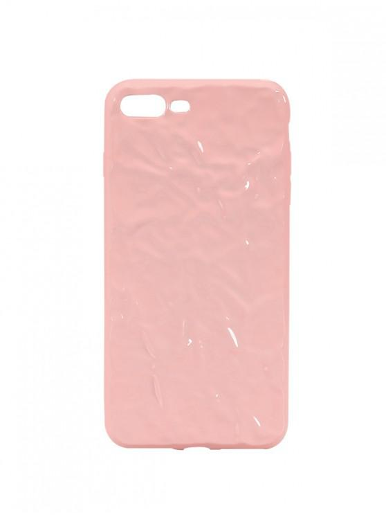 online Crumpled Design Phone Case For IPhone - ROSE 6/6S