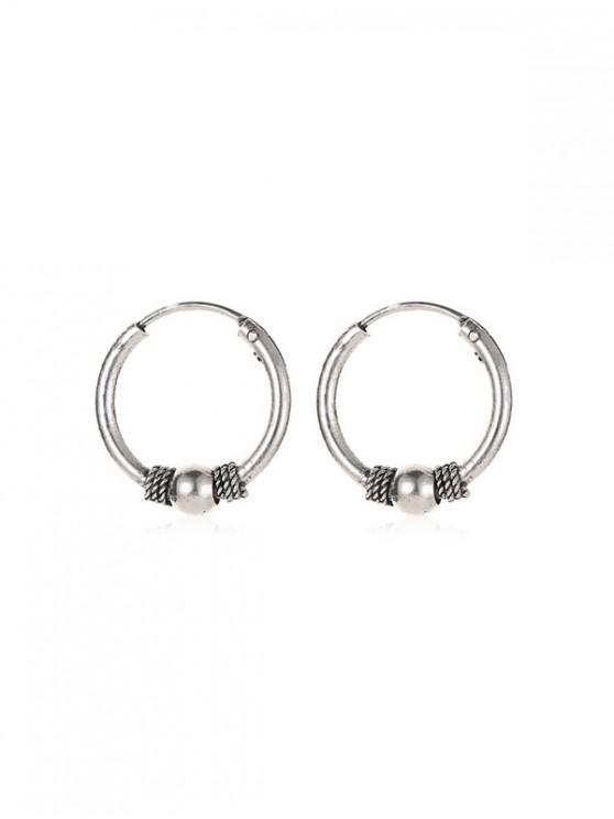 code promo 9d1f0 8a81b Boucles d'oreilles rétro petites créoles