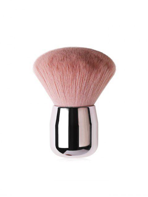 Круглая кисточка для макияжа - Оранжевый розовый  Mobile