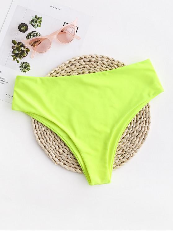Braguitas de bikini de tiro medio lisas ZAFUL - Monasterio M