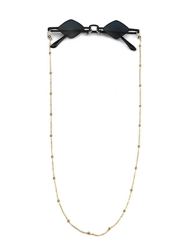Beads Rope Chain Vintage Rhombus Sunglasses thumbnail