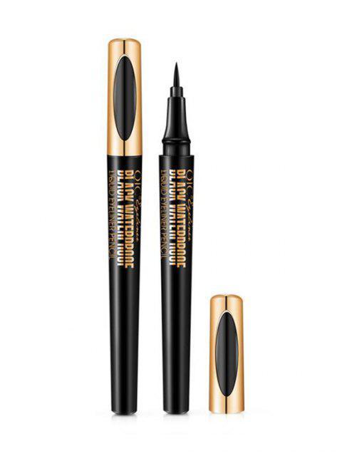 Stylo Eyeliner Liquide Durable Lisse - Noir  Mobile