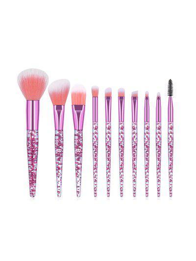 Image of 10 PCS Makeup Brushes
