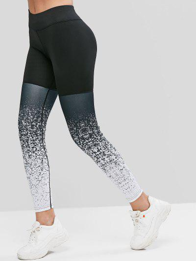 Speckled Sports Leggings