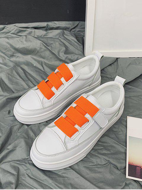 糖果色鉤環滑冰鞋 - 橙子 歐盟37 Mobile