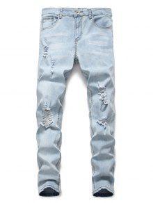 جينز فاتح - جينز ازرق M