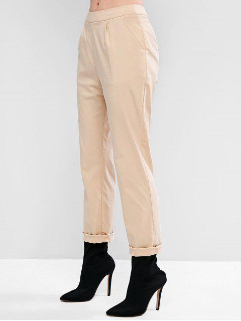 ZAFUL OL Pantalones - Caqui Claro L Mobile