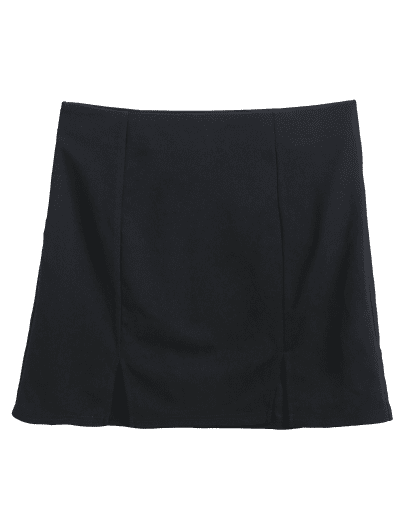 ZAFUL Slit Mini Skirt