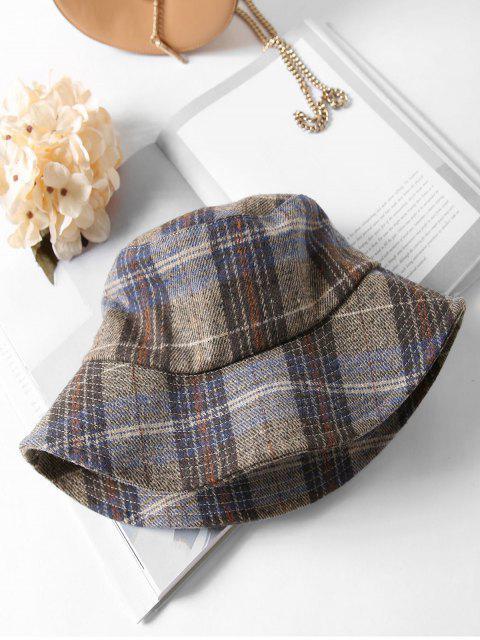 Rejilla de invierno del sombrero del cubo - Café  Mobile