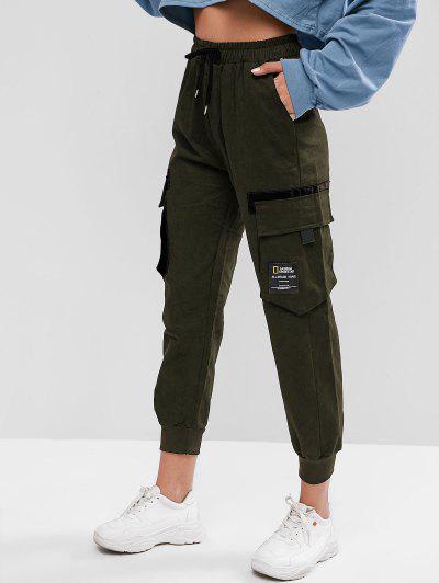 S L Zaful Pantalones De Chandal Para Mujer Deportivos Pantalones De Punto Cintura Elastica Pantalones Jogger A Rayas Leggines De Rojo Mujer Pantalones Y Pantalones Cortos