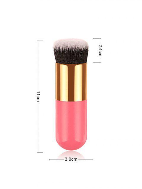 Brosse de Maquillage de Base Courte à Poudre - Multi-B  Mobile