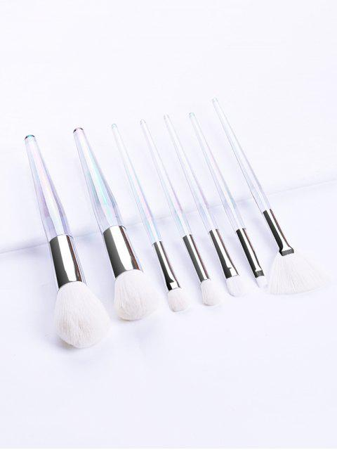 outfits 7Pcs Shadow Powder Makeup Brush Set - #002  Mobile