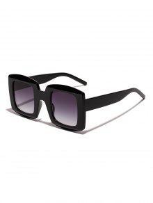المضادة للأشعة فوق البنفسجية المتضخم ساحة النظارات الشمسية - أسود