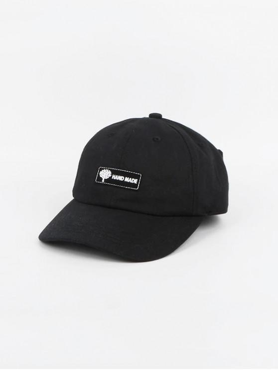 Очки для украшения Шляпа - Чёрный
