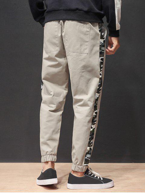 Camuflar empalme con cordón de carga del basculador de pantalones - Caqui XS Mobile