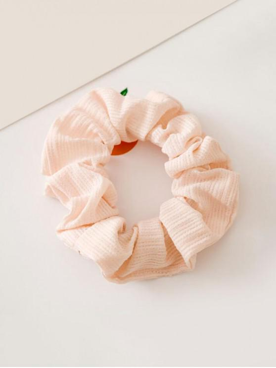 best Solid Color Decoration Elastic Hairband - ROSE