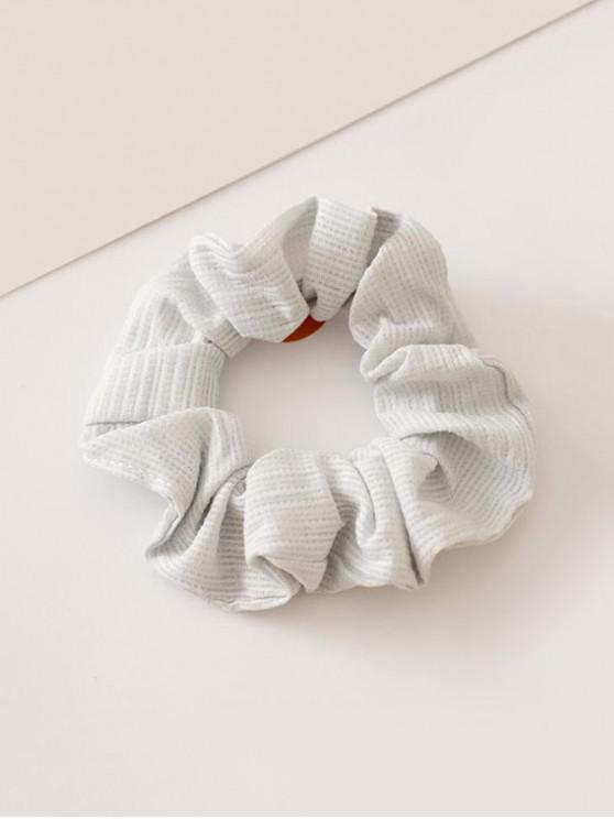 ตกแต่งของแข็งสียืดหยุ่น hairband - อลิซบลู