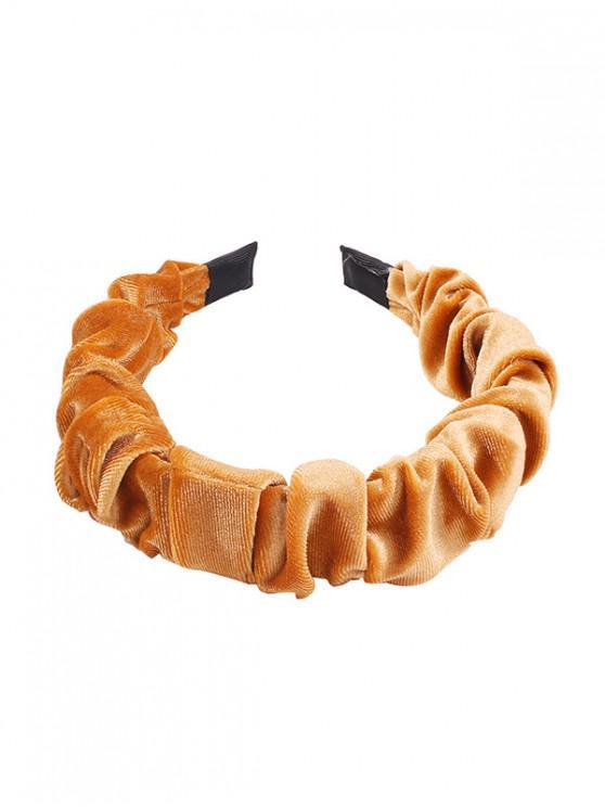 pana Hairband - Amarillo