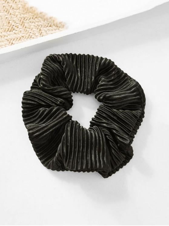 outfit Elastic Scrunchie - BLACK