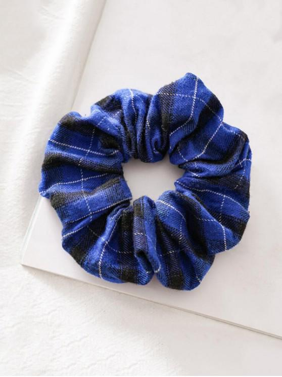 new Fabric Elastic Scrunchie - BLUE