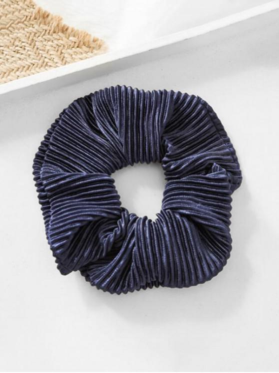 hot Elastic Scrunchie - CADETBLUE