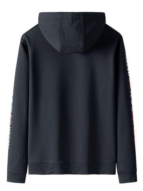 Letra de modelo con capucha Ocio - Negro XS Mobile