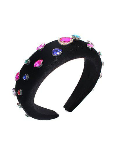 Artificial Gem Hairband - from $8.59
