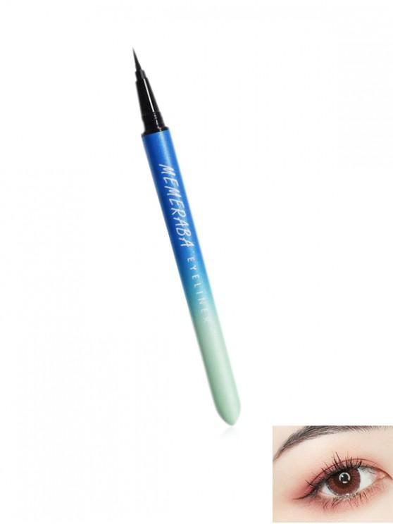 Delineador de ojos líquido Lasting impermeable - Negro