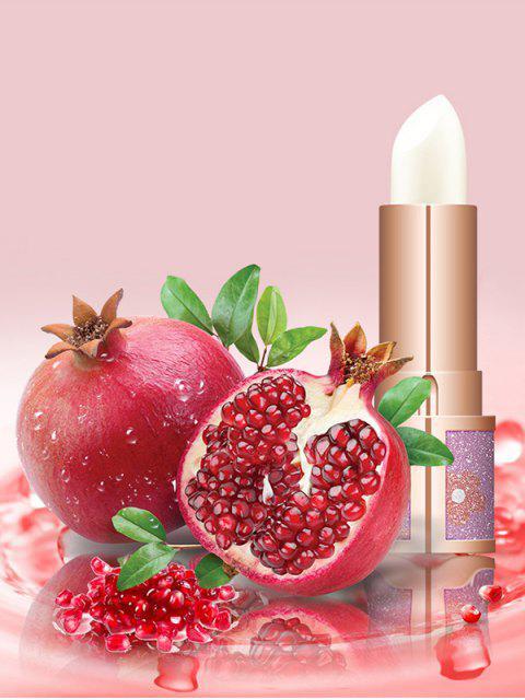 affordable Moisturizing Fruity Lip Balm - PURPLE  Mobile