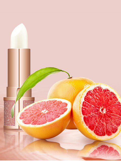 women's Moisturizing Fruity Lip Balm - PINK  Mobile