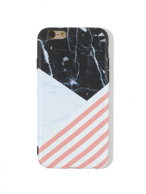women's Marbling TPU Phone Case For IPhone - NIGHT 6/6S