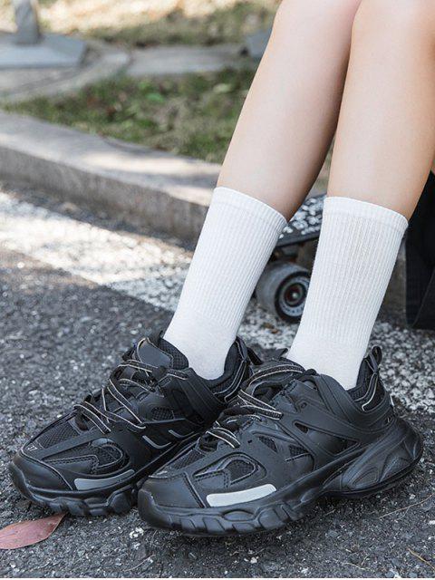 Ensemble de Chaussettes de Sport en Couleur Unie 14 Paires - Multi-A  Mobile