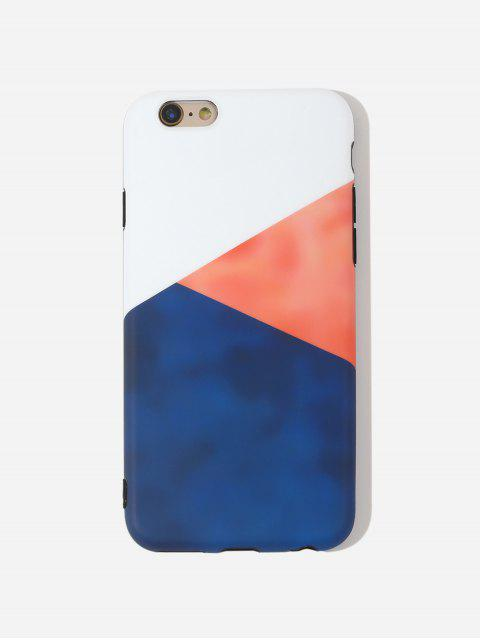 online Geometric TPU Phone Case For IPhone - WHITE 6/6S Mobile