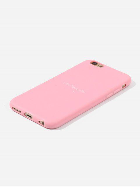 shops I Believe You Phone Case For Iphone - PINK 6/6S Mobile