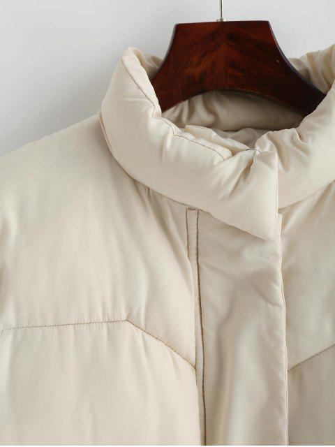 Escudo de bolsillo acolchado palangre - Blanco S Mobile