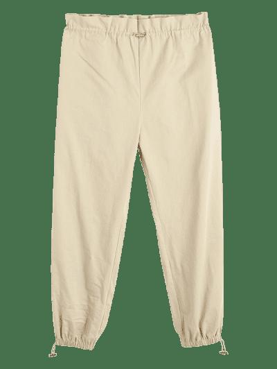 ZAFUL Solid Color Drawstring Jogger Pants