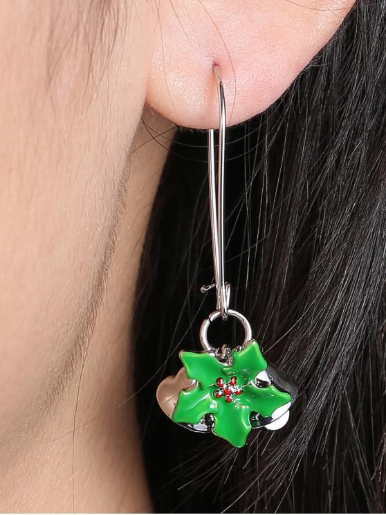 best Bell Flower Drop Earrings - GOLD