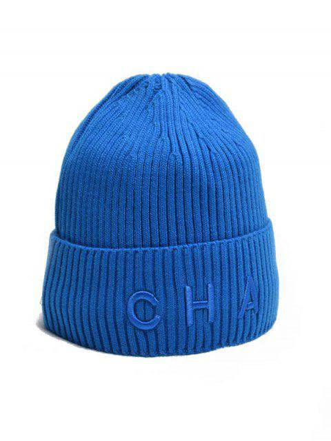 Carta Turn Up Edge punto Hat - Azul Océano   Mobile