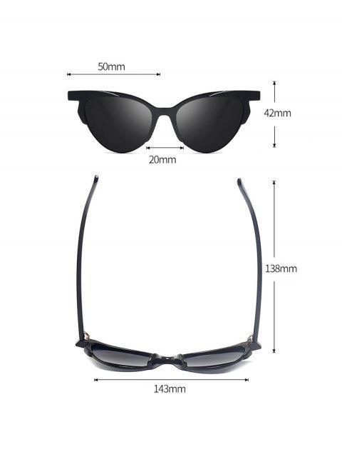Catty contra los rayos UV de los ojos gafas de sol de conducción - Marrón  Mobile