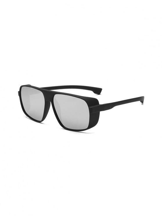 unique Simple Outdoor Windproof Sunglasses - SILVER