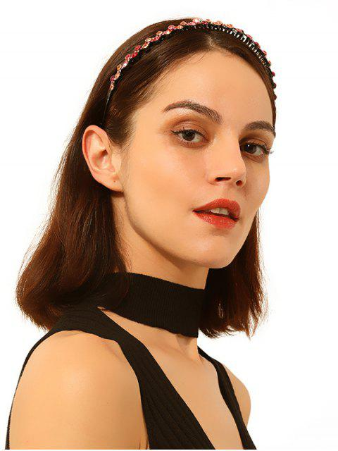 affordable Artificial Diamond Hair Band - MULTI-A  Mobile