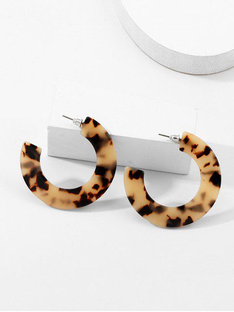 La forma de C del perno prisionero del leopardo - Leopardo  Mobile