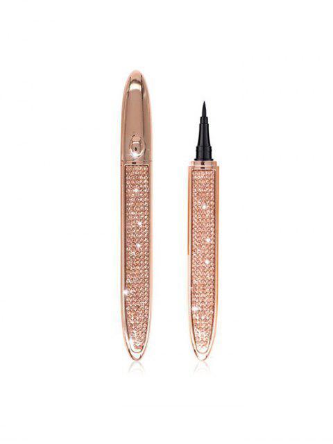 latest Liquid Waterproof Lasting Eyeliner Pen - GOLD  Mobile